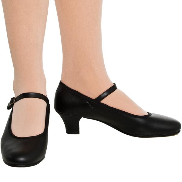 1b39b50b16 30N – Sapato Boneca Salto Fino – Marnet – Artigos de Danças