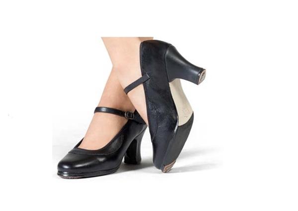 6fdb58ea72 43 – Sapato Flamenco Capezio – Marnet – Artigos de Danças
